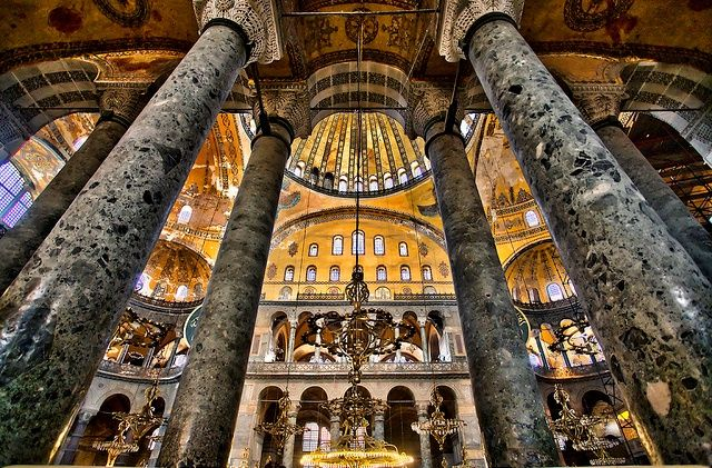 Hagia Sophia: The Greatest Example Of Byzantine Architecture