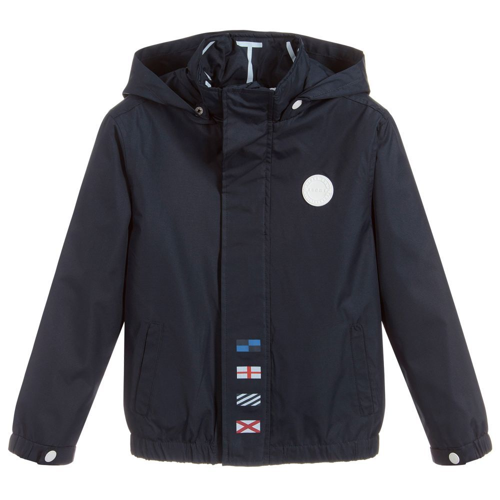 18aed5f41 Boys navy blue windbreaker jacket from Mayoral