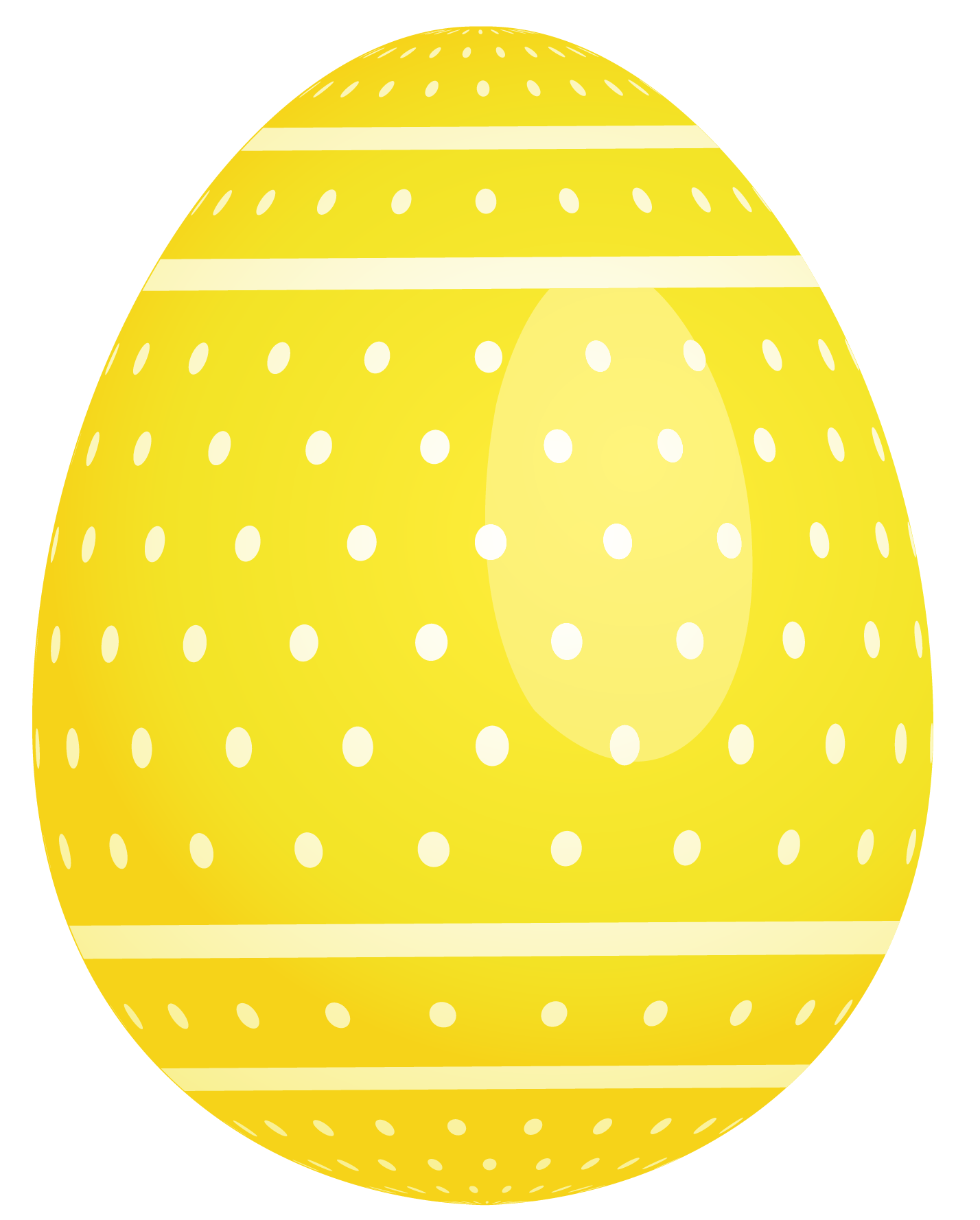 Yellow Dotted Easter Egg Png Picture Easter Eggs Diy Coloring Easter Eggs Easter Eggs