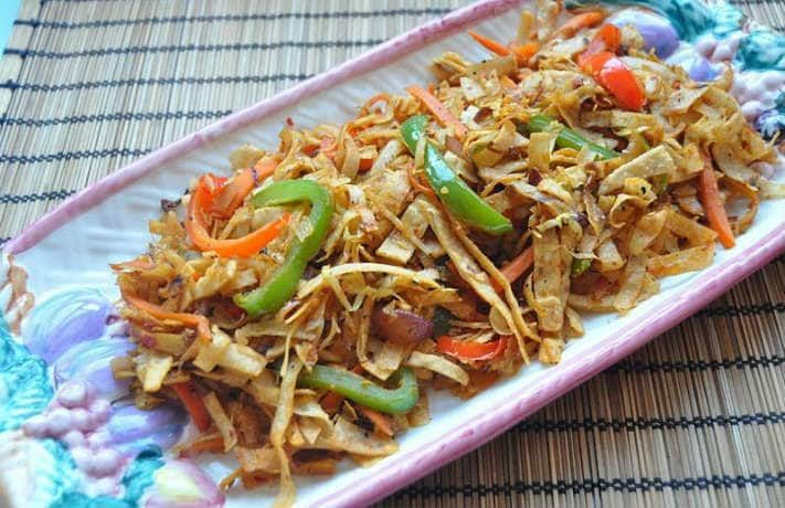 learn roti noodles recipe in hindi and get forumfinder Image collections