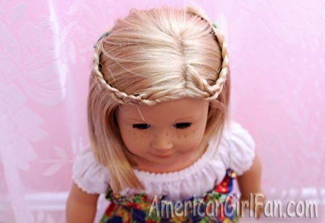 Fine 1000 Images About American Girl Hair On Pinterest American Girl Short Hairstyles Gunalazisus