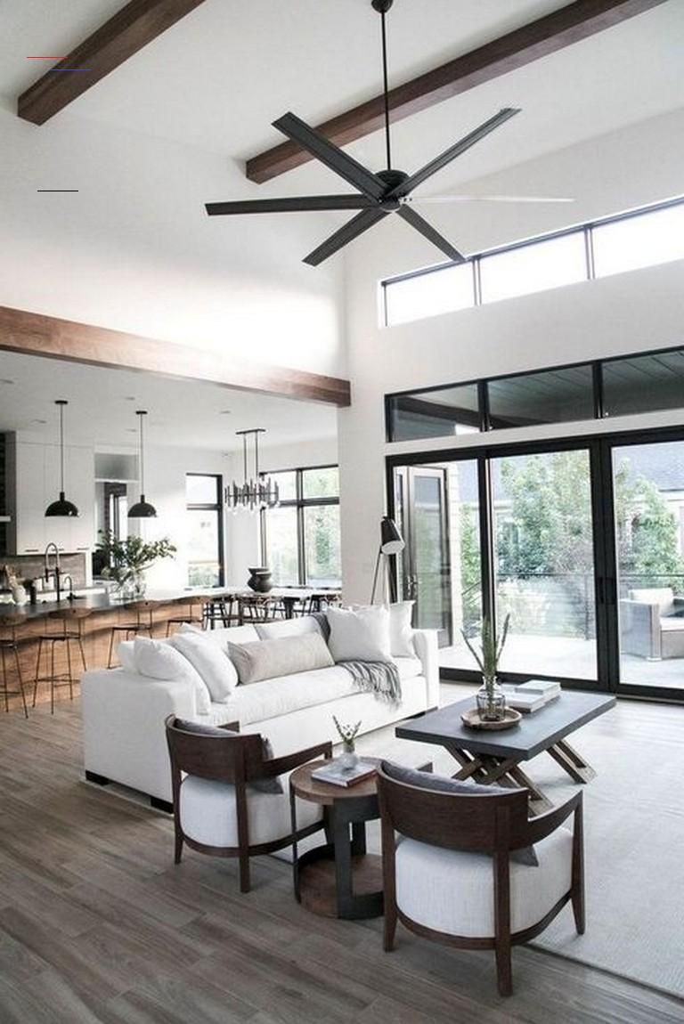 35 Stunning Open Living Room Design Ideas Modernlivingroomideas Living Room Design Ideas In An Open Layout Look Great It Is W In 2020 Interieur Woonkamer Design