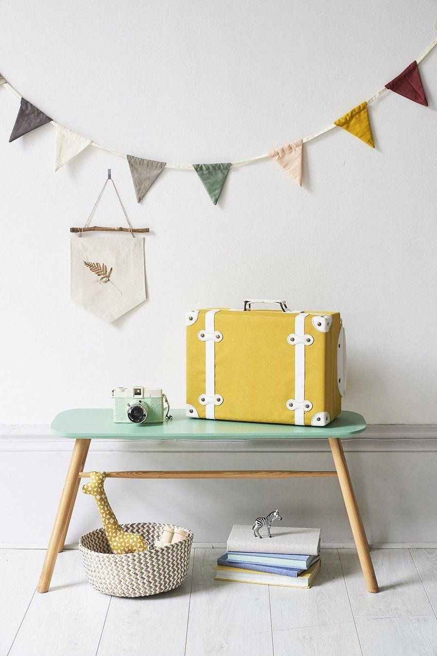 920fa6d8f See-ya Suitcase Mustard – olliella USA