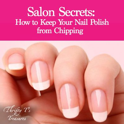 7 easy steps to a better manicure that will keep your nail