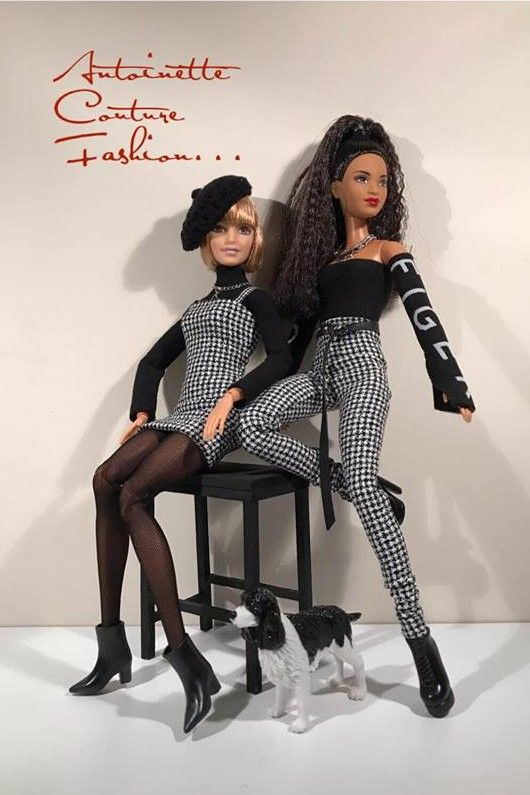 Fashion Dolls Couture - Unlimited: Barbie made to move-WE ARE ALL TOGETHER ALBUMS--VOLUME-1