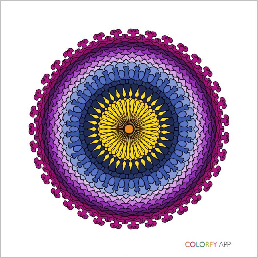 Pin by Thomas Hardy on Mandalas | Pinterest