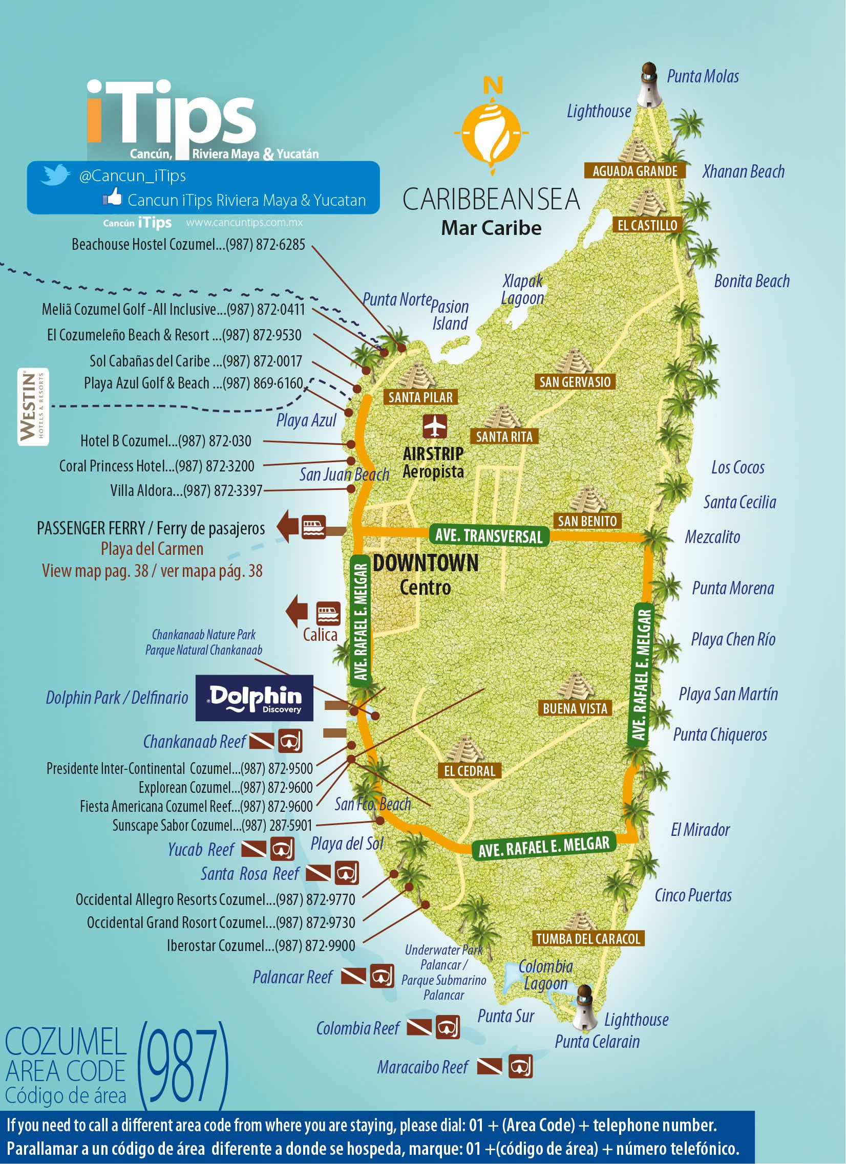 cozumel-map | Rivera Maya in 2019 | Cozumel map, Cozumel ... on map of playa del carmen, map of cancún, map of culiacan, map of belize, map of yaxchilan, map of mexico, map of grand cayman, map of the bay islands, map of jamaica, map of roatan, map of michoacán, map of yucatan, map of puerto rico, map of puerto vallarta, map of puerto aventuras, map of mayreau, map of costa maya, map of riviera maya, map of veracruz, map of bahia de banderas,
