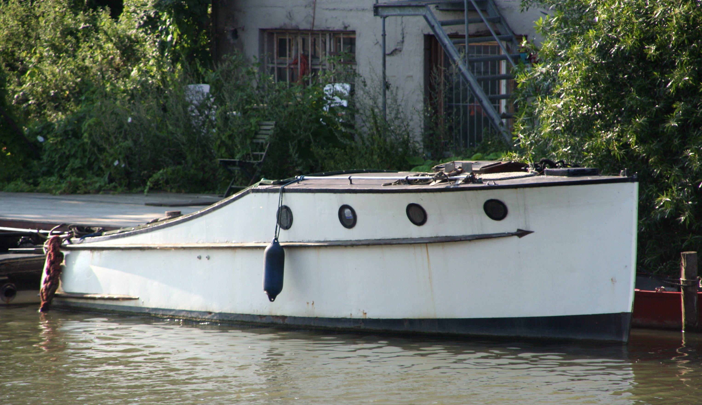 bakdekker wit amsterdam boats pinterest hausboote und boote. Black Bedroom Furniture Sets. Home Design Ideas