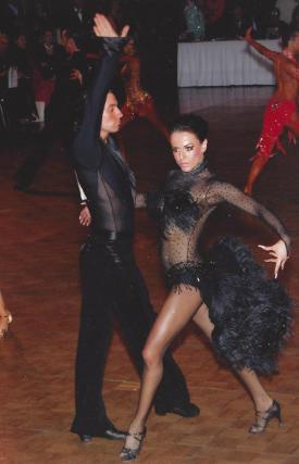 Fierce! #dance #dancer #latindance #latin #HOT #competition