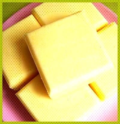 Banana Solid Sugar Scrub Soap Bar These delicious treats are just like a sugar scrub without the me
