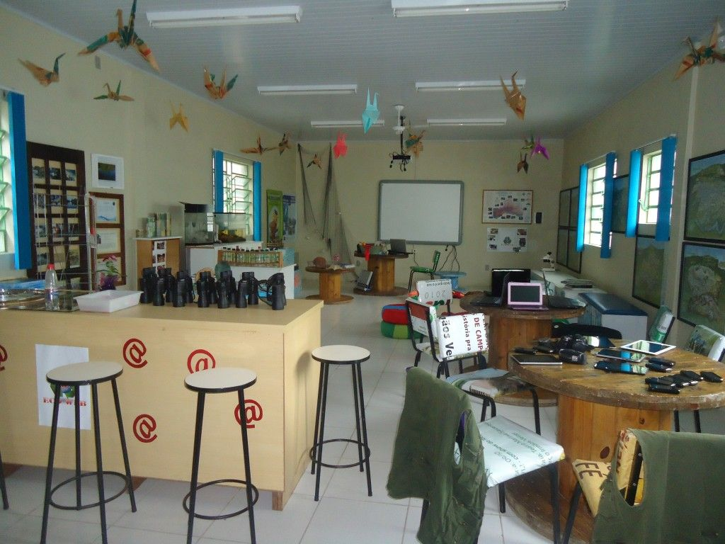 Elementary Classrooms Around The World ~ Eco web classroom from dailyedventures featuring