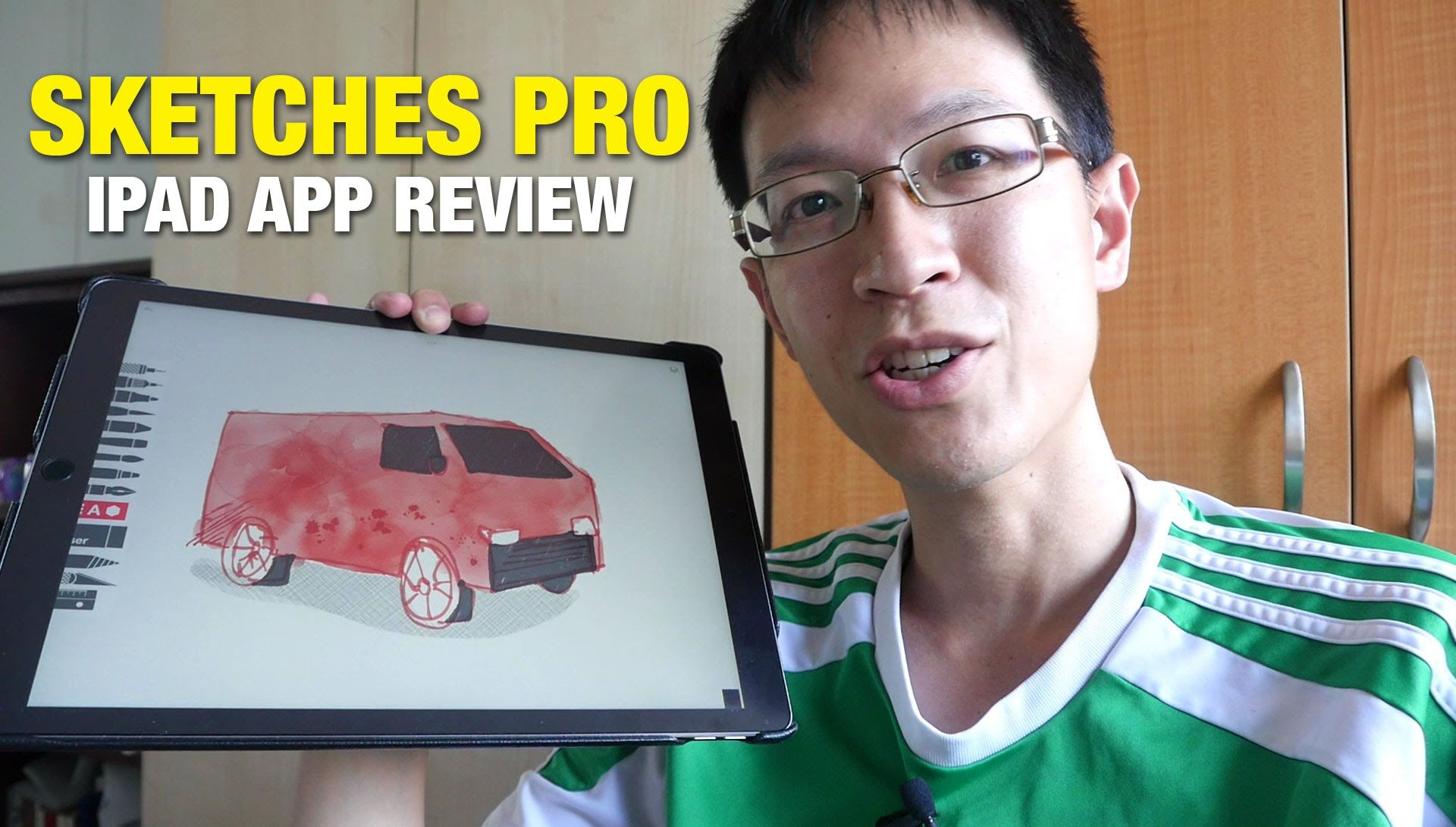 Sketches Pro (iPad App Review) (With images) Ipad apps