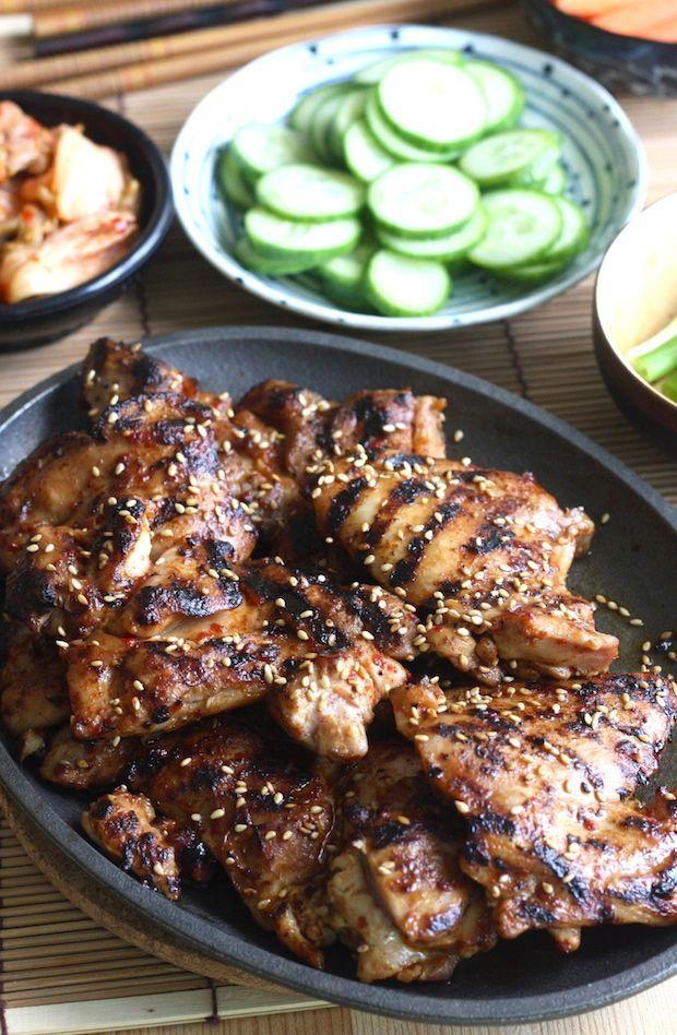 Korean bbq chicken recipe by seasonwithspice korean food korean bbq chicken recipe by seasonwithspice korean bbq chickenkorean food recipeseasy asian forumfinder Images