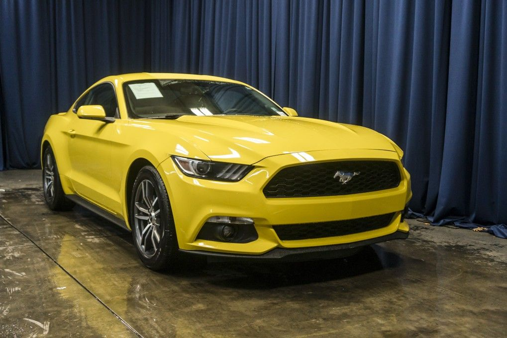 Used 2017 Ford Mustang RWD Coupe For Sale 38486 (With