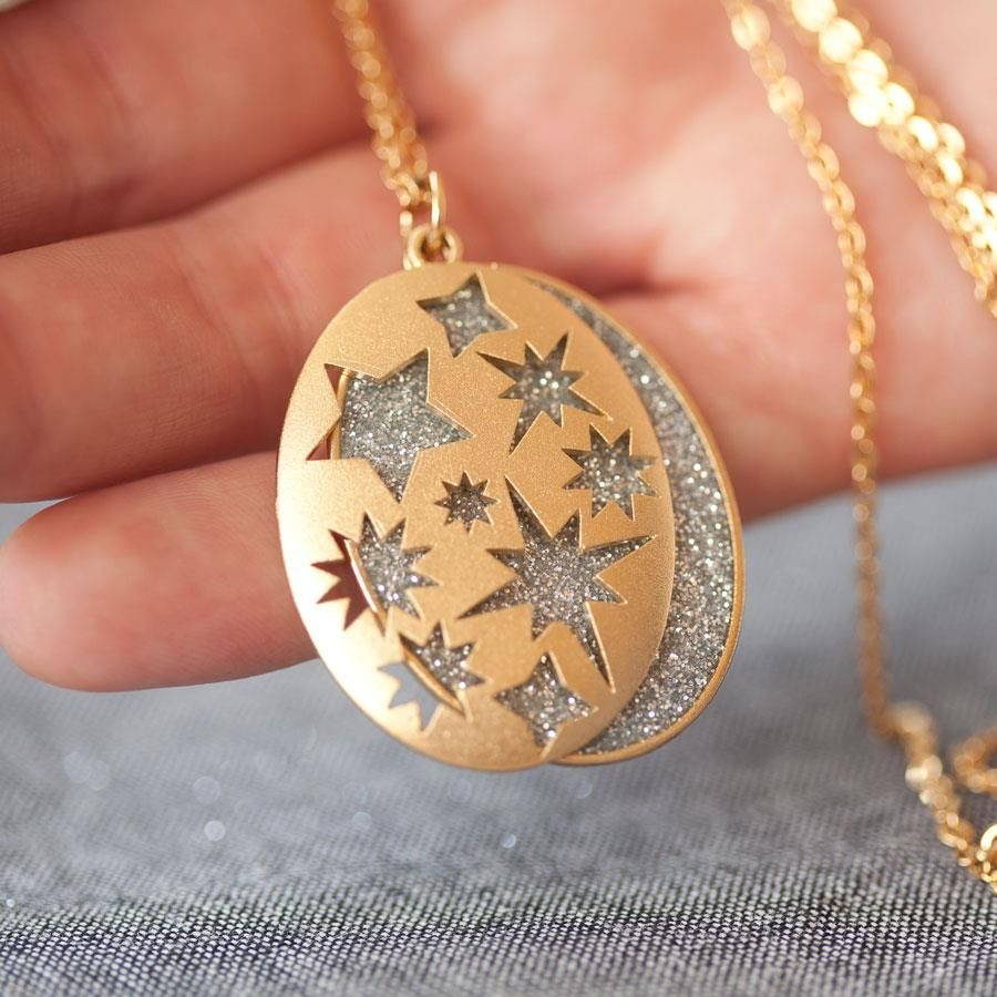 Everlasting Light - Layered Shimmer Necklace by (in)courage #everlastinglight