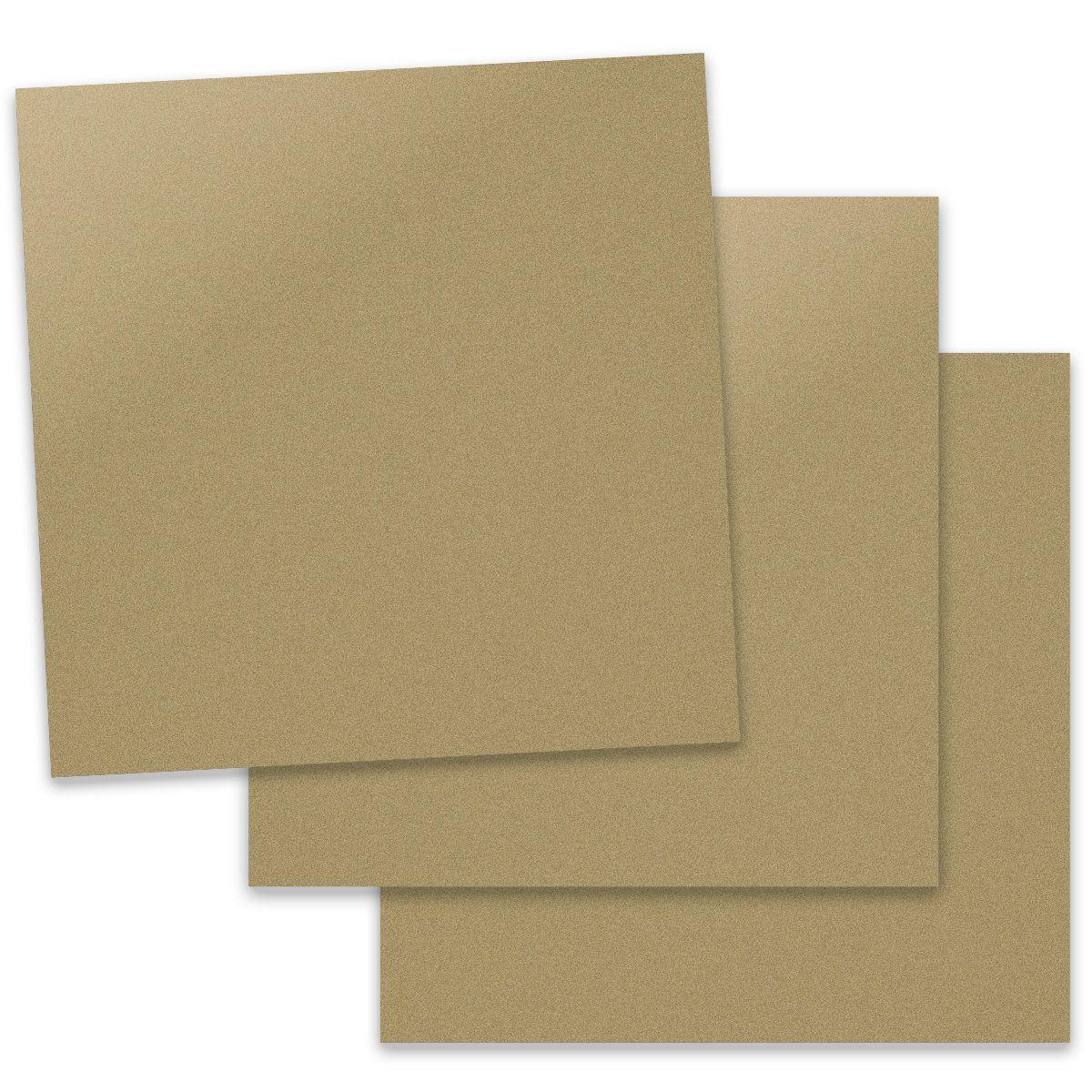 Curious Metallic Gold Leaf 12 X 12 Cardstock Paper 300 Gsm 111lb Cover 50 Pk Metallic Gold Leaf Cardstock Paper Gold Leaf