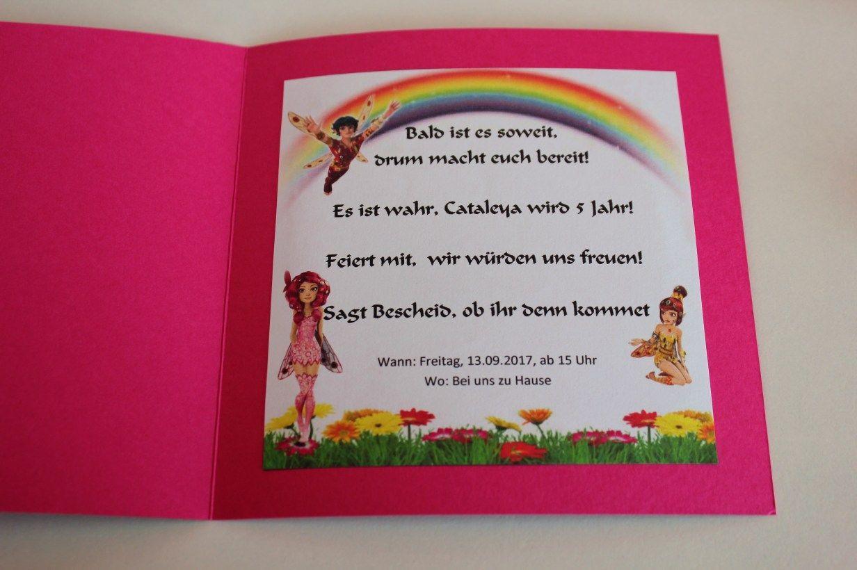 Mia And Me Einladungen, Mia And Me Einladungskarten, Mia And Me Einladungen  Basteln, Basteln, DIY, Mia And Me Party, Mia And Me Kindergeburtstag, ...