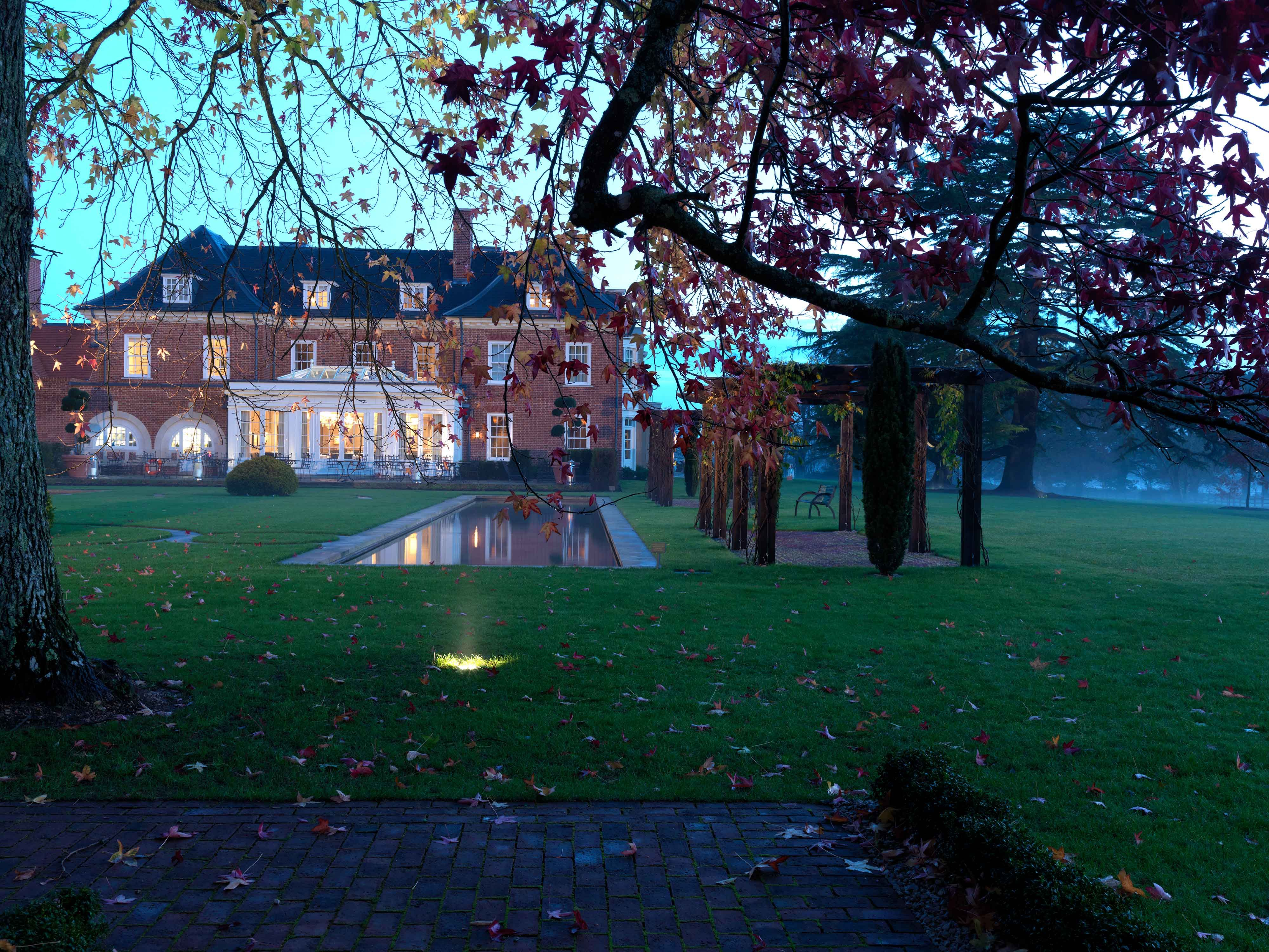 Limewood Hotel New Forest Luxury Country House England 5 Star In Hampshire