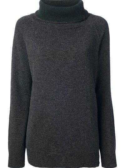 Best Sale Cheap Online Discount Brand New Unisex roll neck sweater - White Maison Martin Margiela iXEBN3