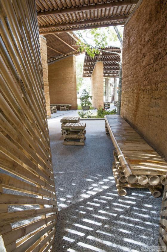 Pin By Chandru On Architecture: 越南河静BES亭景观之局部实景图-越南河静BES亭景观第10张图片
