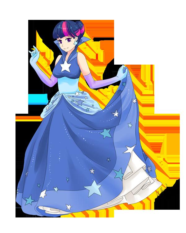 Twilight Sparkle: Gala Gown by Pluffers.deviantart.com on @deviantART