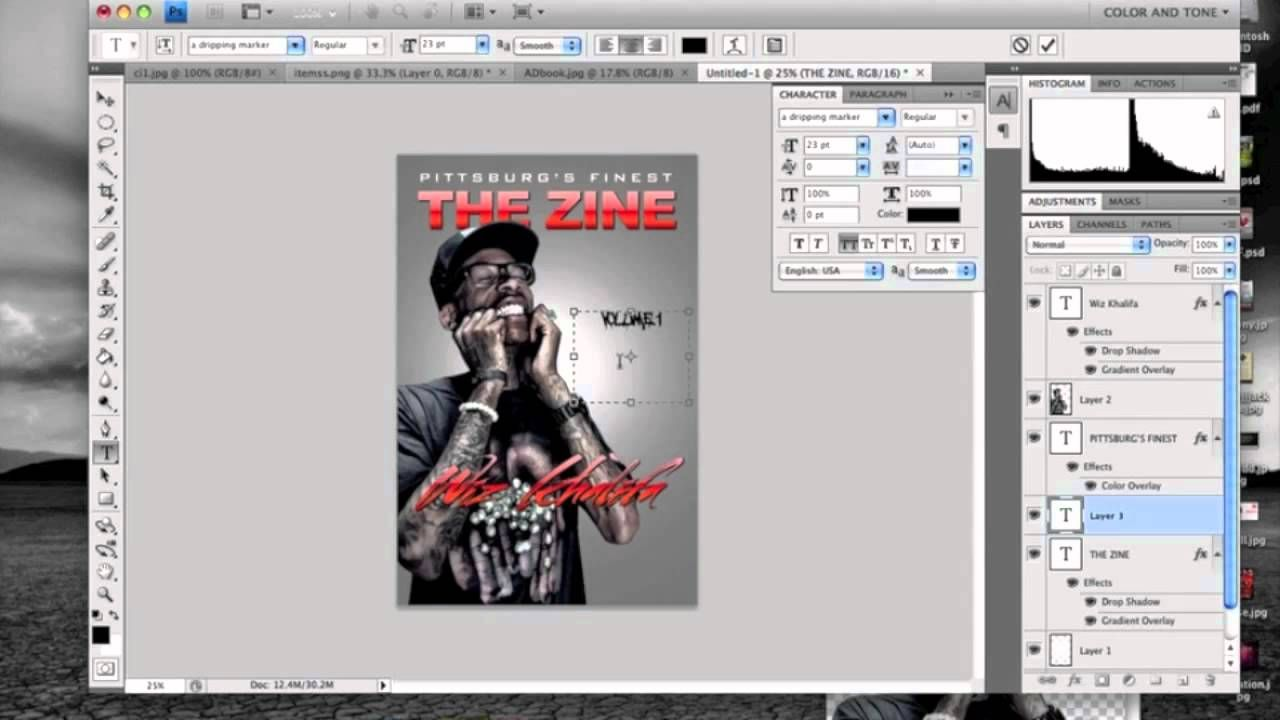 IN THIS TUTORIAL YOU WILL LEARN HOW TO MAKE A MAGAZINE