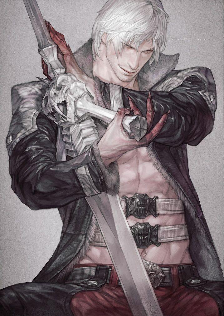 DMC - Devil of the tiger by *offrecord on deviantART | Art ...
