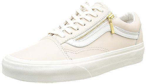 vans unisex erwachsene old skool sneakers rosa