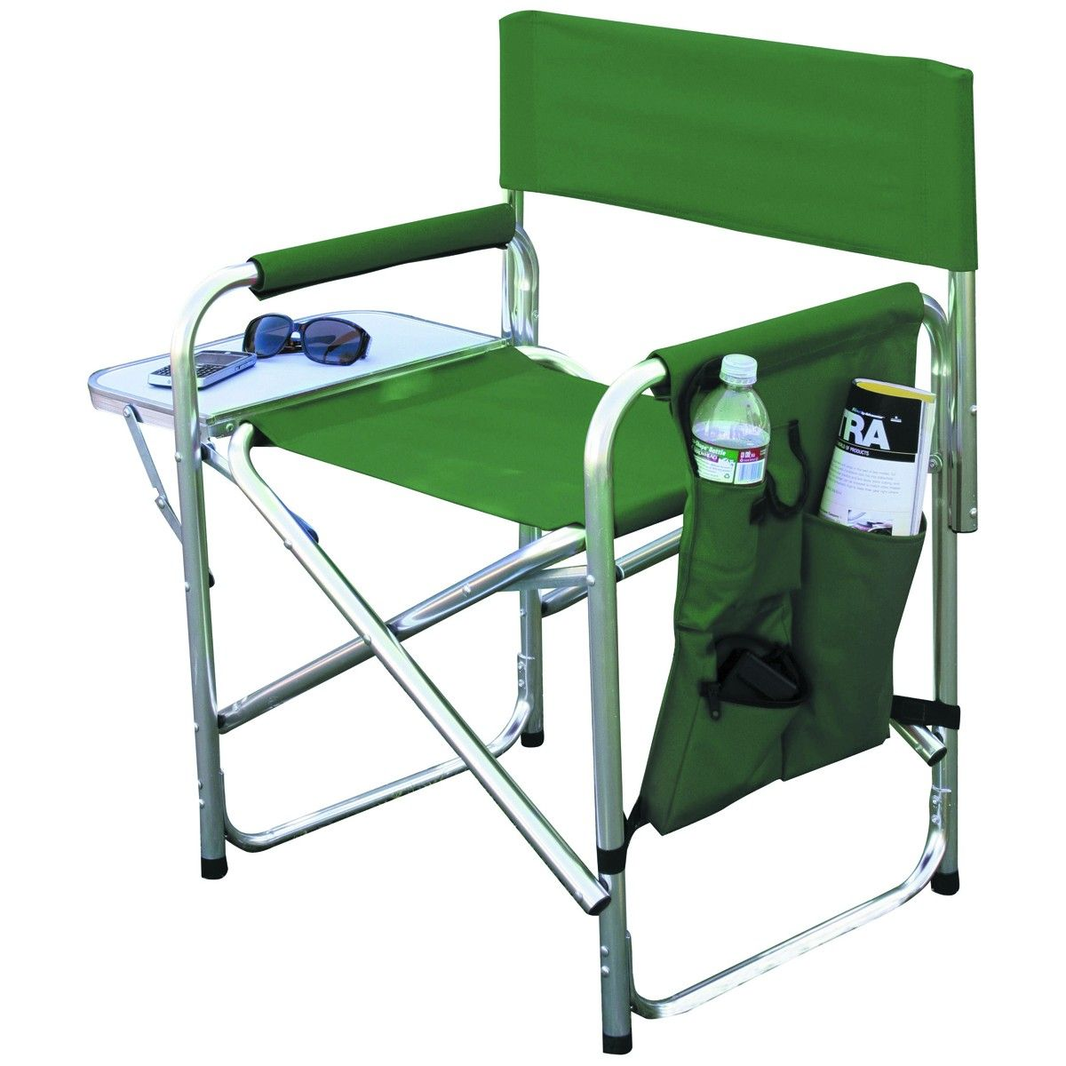 Marvelous Camping Folding Aluminum Fold Up Camp Chair Sport Outdoor