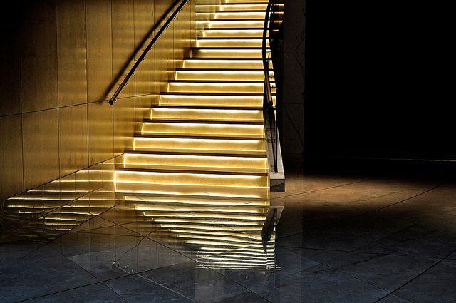 Lobby Stairs Stairs Fairmont Baku Hotels Design