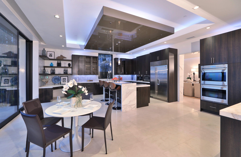 Luxury Modern Kitchen Luxury Kitchens False Ceiling Design Modern Kitchen