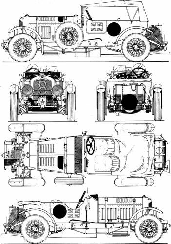 Bentley 4 5l Blower 1929 Cars That Matter Automobile Cars