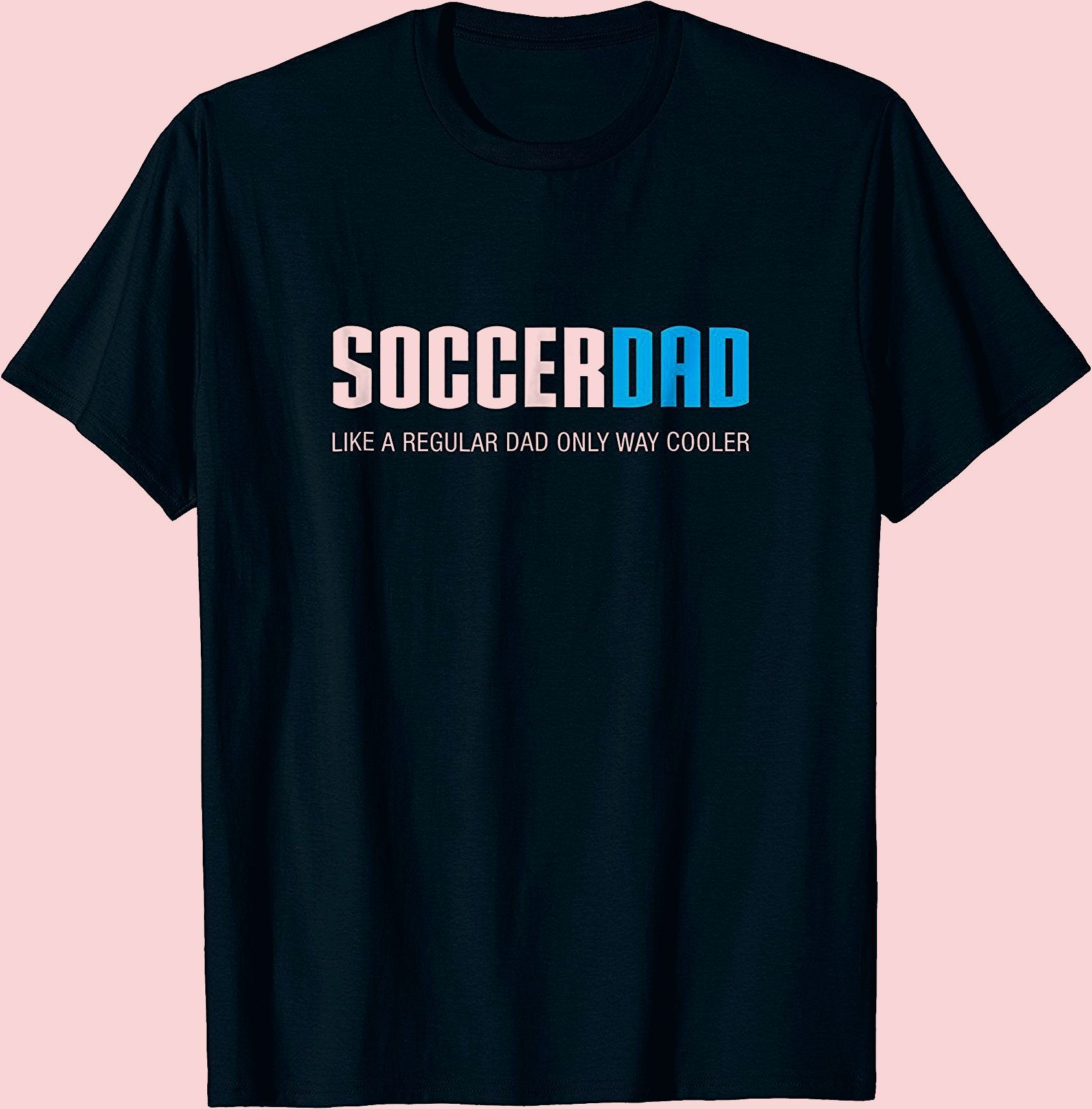 Photo of Mens Soccer Dad Shirt, Funny Cute Father's Day Gift – intecca.com