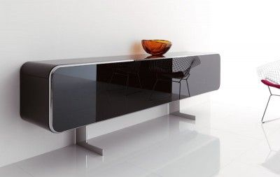 Contemporary Sideboard From Acerbis InternationalThe Ultra Modern Lyneus  Sideboard Can Be Wall Hung Or Floor Standing