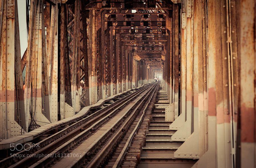 Antique Railroad by ducanhle0412