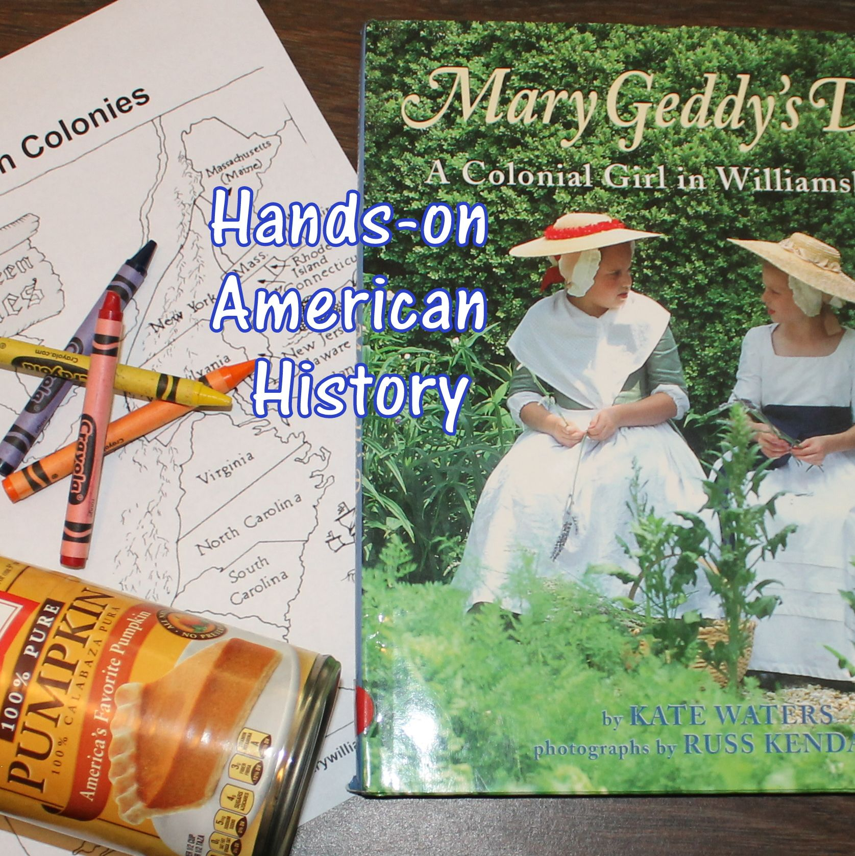 Thirteen Colonies Lesson For Kids