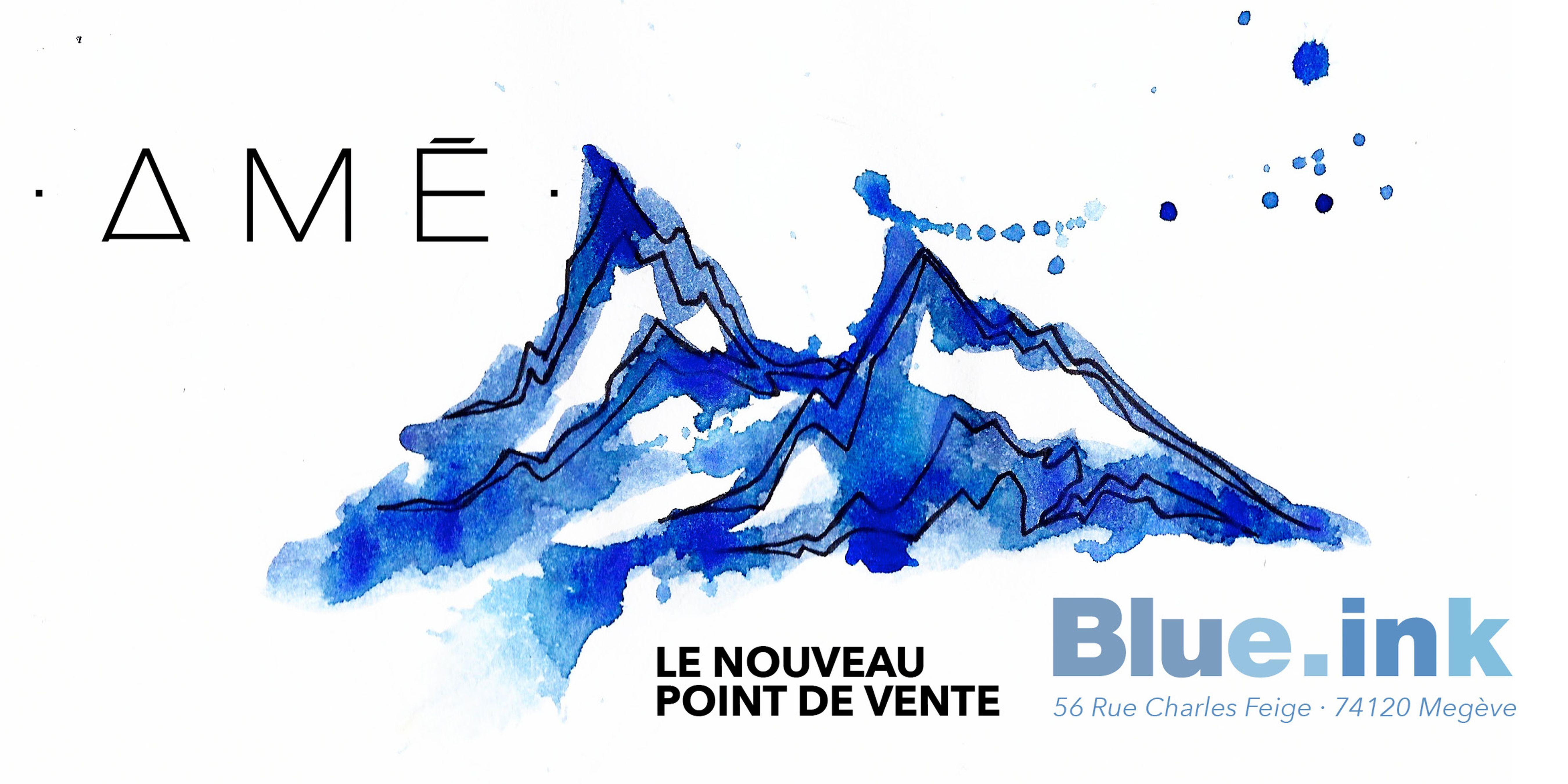 BLUE INK 74120 MEGEVE
