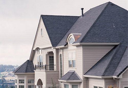 Malarkey Highlander Cs Asphalt Roofing Shingles Modern Roofing Roof Architecture Slate Roof Cost