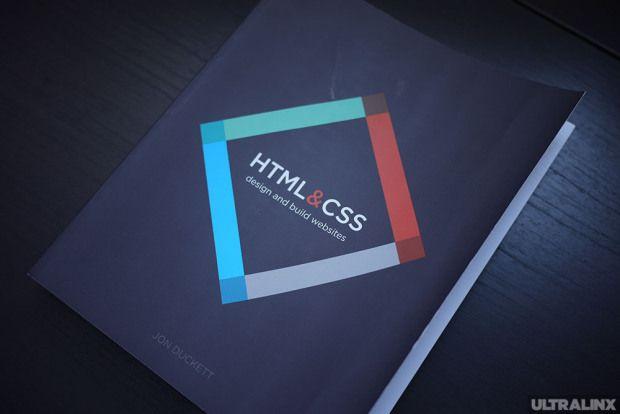 Html Css Book By Jon Duckett