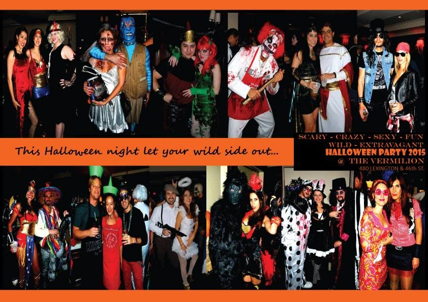 halloween party 2015 in nyc this halloween night 2015 let your wild creative sensual - Wild Halloween Party