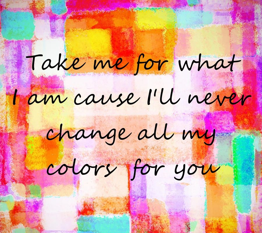 Lovely Colors Group Love Lyrics