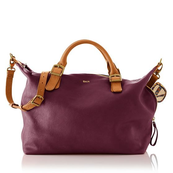 Brooklyn Buckle Handbag | Buckle bags, Bags, Leather