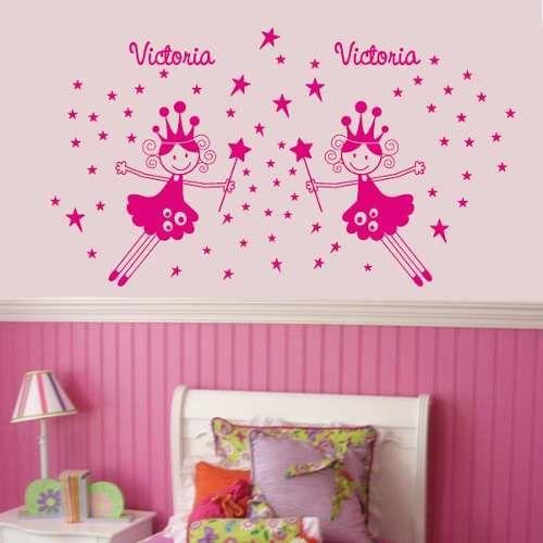 Vinilos decorativos infantiles para decorar tus paredes for Vinilos decorativos infantiles