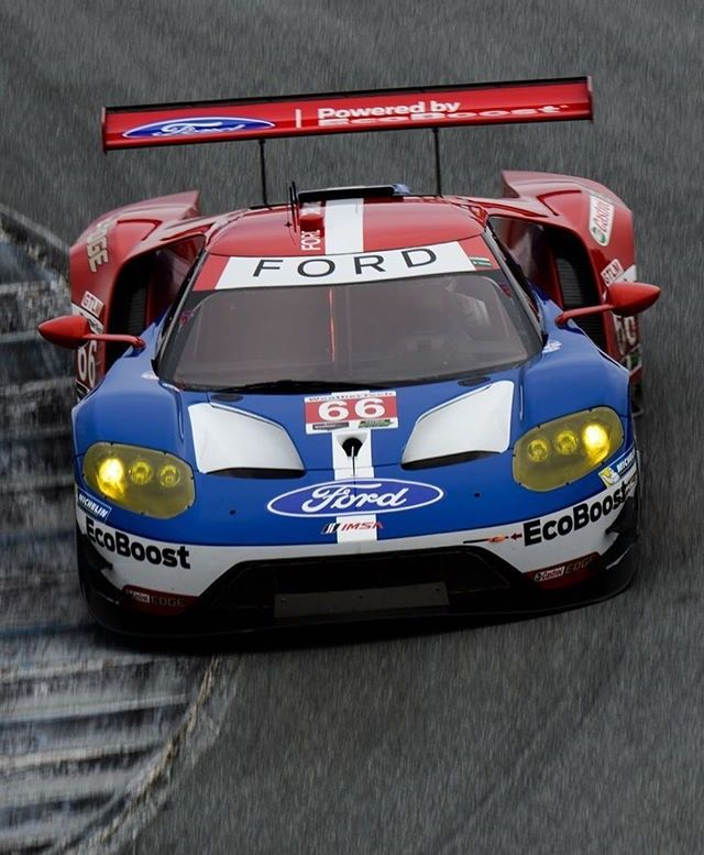 Ford Gt Ecoboost Ford Gt Ford Racing Ford Motorsport