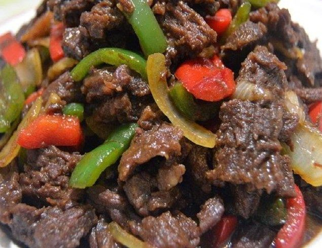 Resep Rica Lidah Sapi Delicious Beef Recipe Beef Recipes Beef