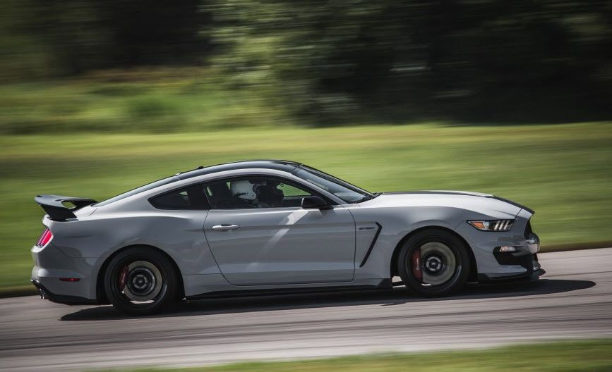 2016 Ford Mustang Shelby Gt350r Specs