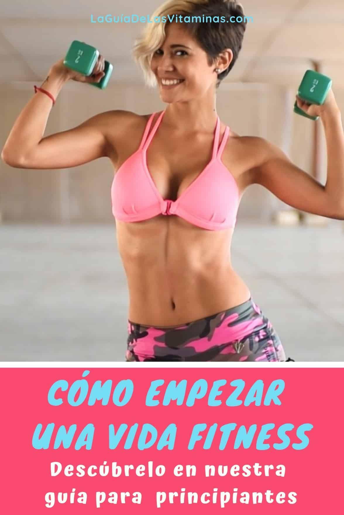 Como empezar una vida fitness