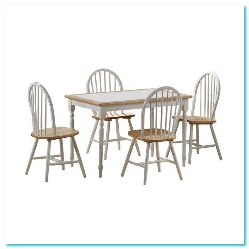 114 Reference Of Tile Top Kitchen Table And Chairs Rectangular Dining Set Dining Room Furniture Sets 5 Piece Dining Set