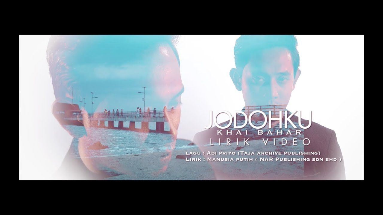 KHAI BAHAR | JODOHKU - OST Cinta Tiada Ganti (Official Lyric