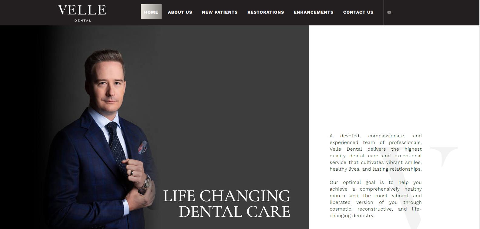Velle Dental in 2020 Dental, Life changes, Relationship